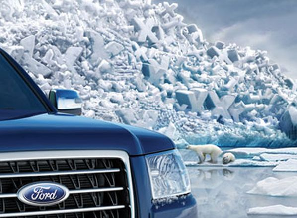 Ford India ad for Endeavour